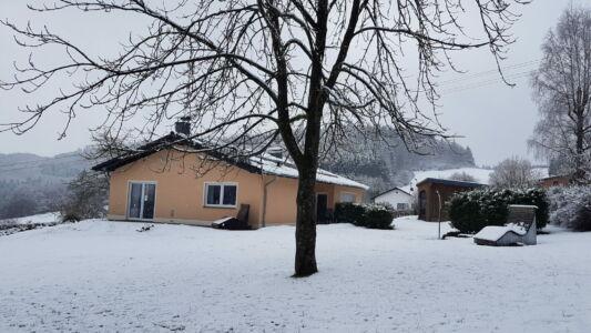 Ansicht im Winter